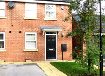 Thumbnail 2 bedroom end terrace house for sale in Fossview Close, Strensall, York