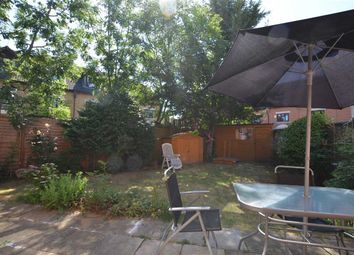 Thumbnail 3 bed terraced house to rent in Swan Drive, London