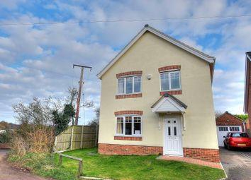 Thumbnail 4 bed detached house to rent in Empsons Loke, Great Yarmouth