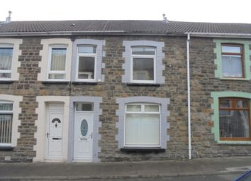 Thumbnail 3 bed terraced house to rent in New Street, Aberdare