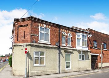 Thumbnail 2 bed end terrace house for sale in George Street, Worksop
