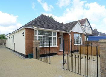 Thumbnail 3 bed detached bungalow for sale in Cox Lane, West Ewell, Epsom