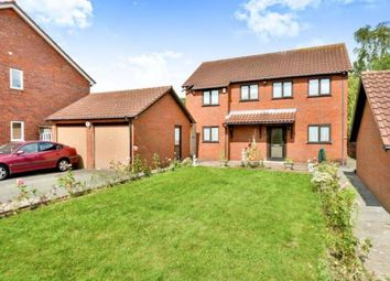 Thumbnail 4 bed detached house for sale in Holywell Place, Springfield, Milton Keynes, Buckinghamshire
