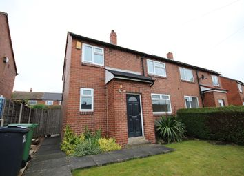 Thumbnail 3 bed semi-detached house to rent in Castle Road, Rothwell, Leeds