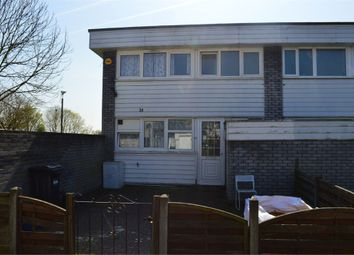 Thumbnail 3 bed end terrace house to rent in Ferraro Close, Hounslow, Middlesex