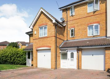 Thumbnail 4 bedroom terraced house for sale in Ontario Close, Broxbourne