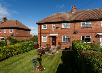 Thumbnail 3 bed end terrace house for sale in Carrside, Great Ouseburn, York