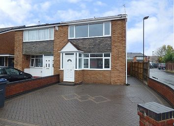 Thumbnail 3 bed semi-detached house for sale in Granton Road, Kings Heath