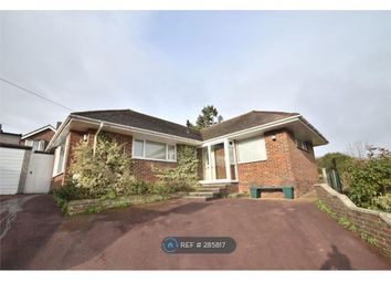 Thumbnail 2 bed bungalow to rent in Selsfield Close, Eastbourne