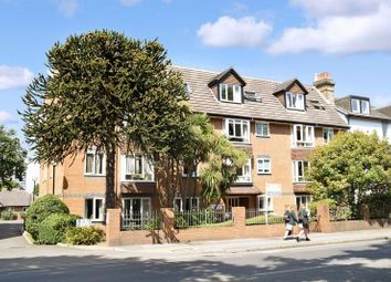 Thumbnail 1 bed flat for sale in Kingston Lodge, New Malden