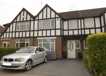 Thumbnail 3 bed terraced house for sale in College Hill Road, Harrow Weald, Middlesex