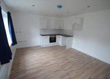 Thumbnail 1 bed flat to rent in Markfield Court, Swithland Avenue Development, Leicester
