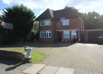 Thumbnail 4 bed detached house for sale in Arkley View, Arkley