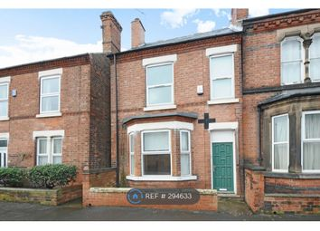Thumbnail 4 bedroom semi-detached house to rent in Montpelier Road, Nottingham