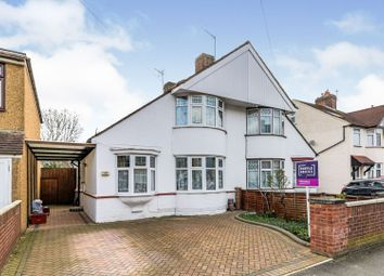 3 bed semi-detached house for sale in Little Park Drive, Feltham TW13