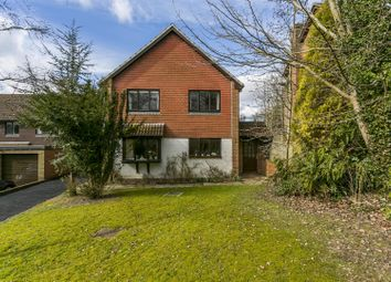 Thumbnail 4 bed detached house for sale in Copperfields Walk, Kemsing, Sevenoaks