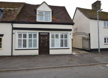 Thumbnail 2 bedroom flat to rent in High Street, Spaldwick, Huntingdon, Cambridgeshire