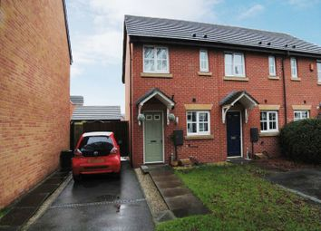 Thumbnail 2 bed town house to rent in All Saints Road, Stoke-On-Trent