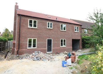 Thumbnail 5 bed detached house for sale in Wren Close, Deeping St Nicholas, Market Deeping, Lincolnshire