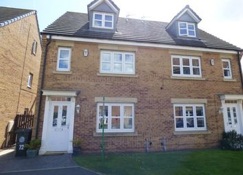 Thumbnail 4 bed semi-detached house for sale in Dukesfield, Shiremoor, Tyne And Wear