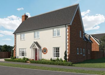 Thumbnail 4 bed detached house for sale in Type 1637, St Peter's Place, Church Road, Stutton