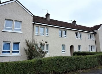 Thumbnail 2 bed flat for sale in 6 Cluny Drive, Paisley