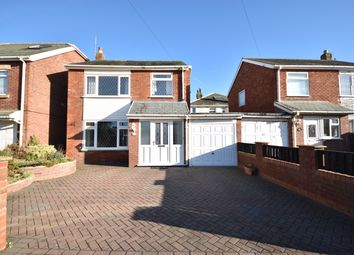 Thumbnail 3 bed detached house to rent in Bentinck Avenue, Blackpool