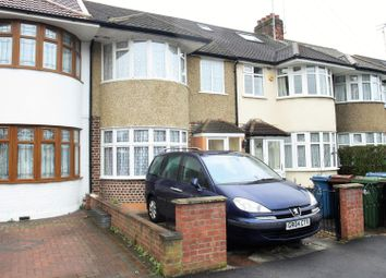 Thumbnail 4 bed terraced house for sale in Durley Avenue, Pinner