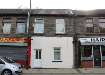 Thumbnail 1 bed terraced house for sale in Dewinton Street, Tonypandy
