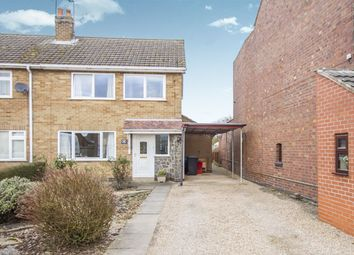 Thumbnail 3 bed semi-detached house for sale in Argyle Street, Ibstock