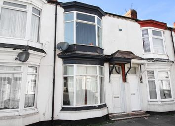Thumbnail 2 bedroom terraced house for sale in Wicklow Street, Middlesbrough, Cleveland