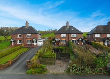 Thumbnail 2 bed semi-detached house for sale in Cotes Heath, Stafford