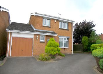 Thumbnail 4 bedroom detached house for sale in Long Meadow Road, Alfreton
