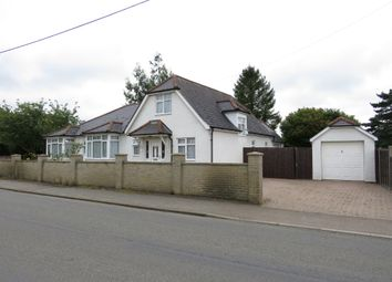 Thumbnail 4 bed bungalow for sale in High Street, Colne, Huntingdon
