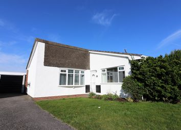 Thumbnail 2 bed detached bungalow for sale in Allangate Close, Greasby, Wirral