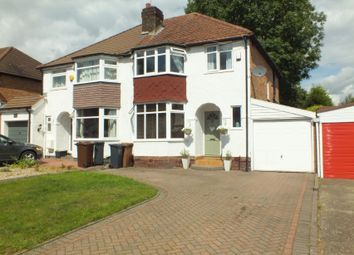 Thumbnail 3 bed semi-detached house to rent in Solihull Road, Shirley, Solihull