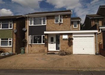 Thumbnail 3 bed detached house for sale in Rowland Crescent, Chigwell