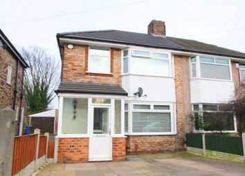 Thumbnail 3 bedroom semi-detached house for sale in Gregory Way, Childwall, Liverpool