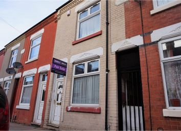Thumbnail 3 bed terraced house for sale in Halkin Street, Leicester