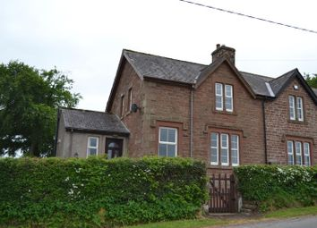 Thumbnail 3 bed end terrace house to rent in 6 Rose Bank Cottages, Dalston, Carlisle