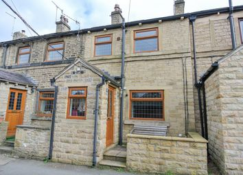 Thumbnail 2 bed cottage for sale in Huddersfield Road, Honley, Holmfirth