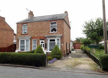 Thumbnail 3 bed semi-detached house for sale in Park Lane, Holbeach, Spalding