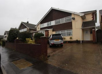 Thumbnail 4 bed semi-detached house for sale in Cherry Tree Close, Bedwas, Caerphilly