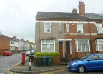 Thumbnail 4 bedroom end terrace house to rent in Gulson Road, Coventry, West Midlands