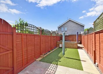 Thumbnail 3 bed terraced house for sale in Recreation Avenue, Snodland, Kent