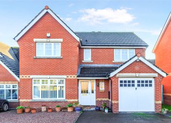 Thumbnail 4 bed detached house for sale in Oak Tree Rise, Ross-On-Wye, Herefordshire