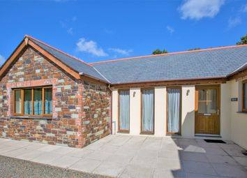Thumbnail 4 bed bungalow for sale in St. Minver, Wadebridge