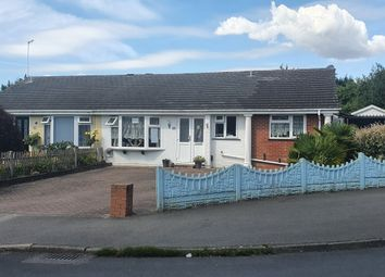 Thumbnail 4 bed bungalow for sale in Woodfort Rd, Great Barr
