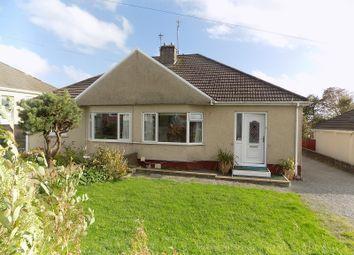 Thumbnail 2 bed semi-detached bungalow for sale in Merlin Crescent, Cefn Glas, Bridgend.