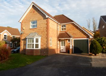 Thumbnail 4 bed detached house to rent in Snowdrop Copse, Thatcham